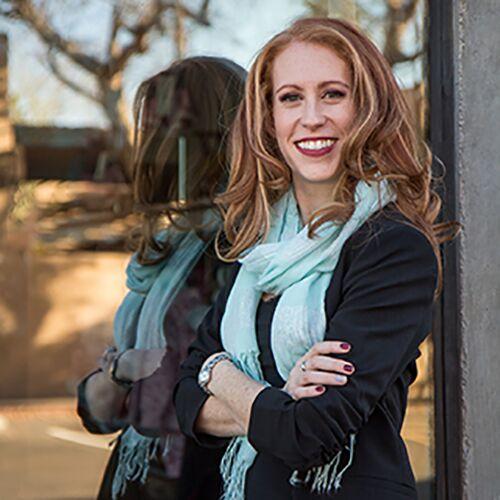 Katrina Sanders at Jumpstart Dental Business Conference