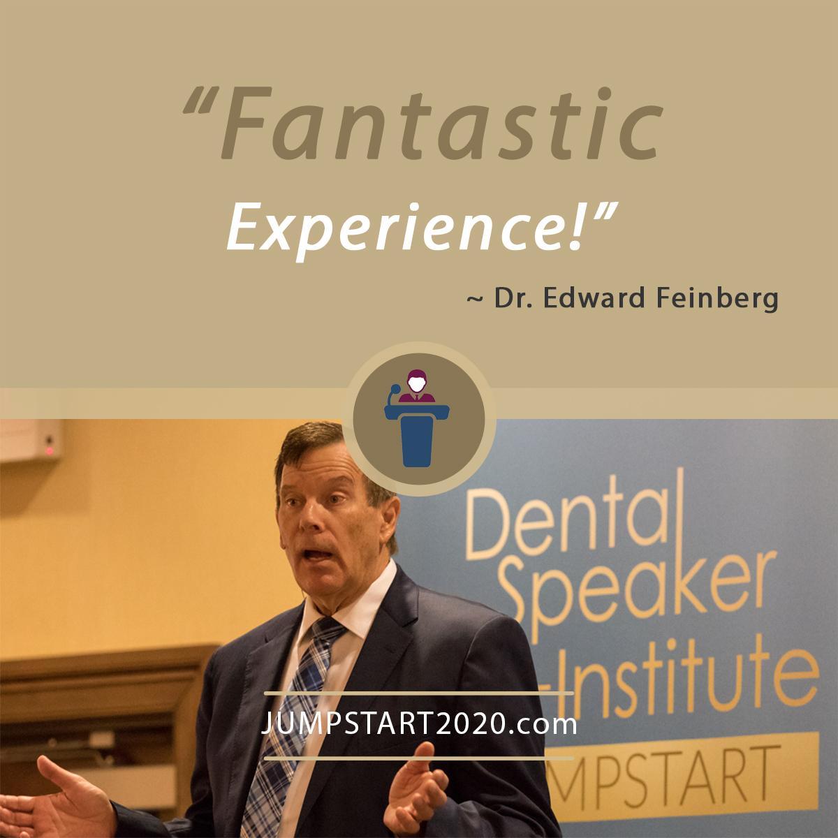 Leslie Canham review on Jumpstart Dental Meeting