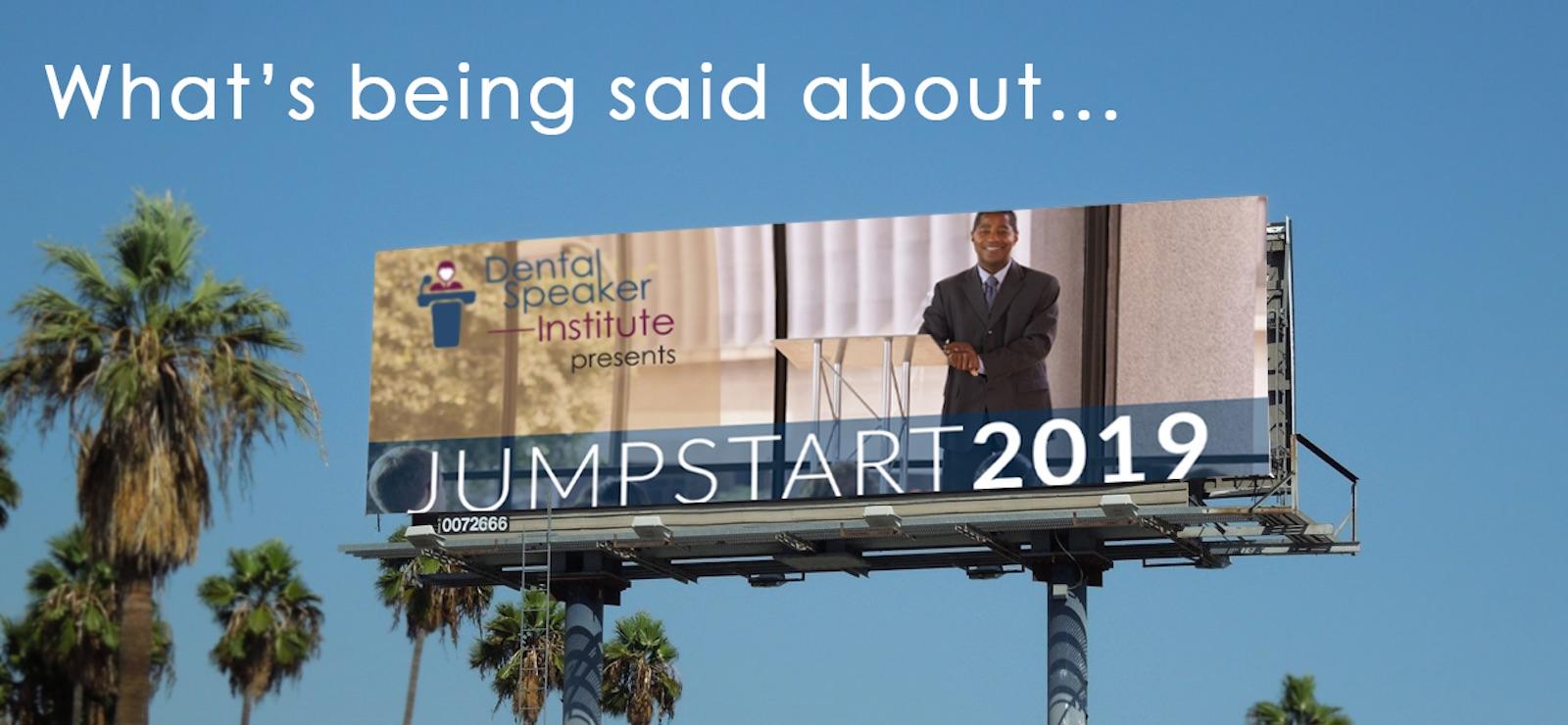 Reviews on Jumpstart Dental Conference